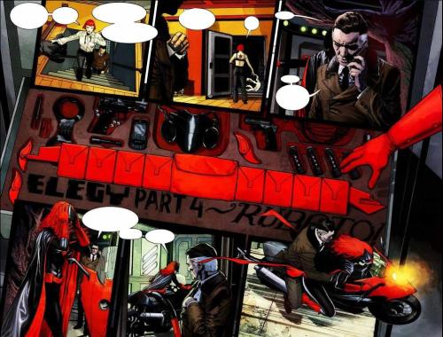 Batwoman utility belt