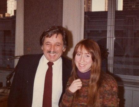 Dick Giordano et Karen Berger