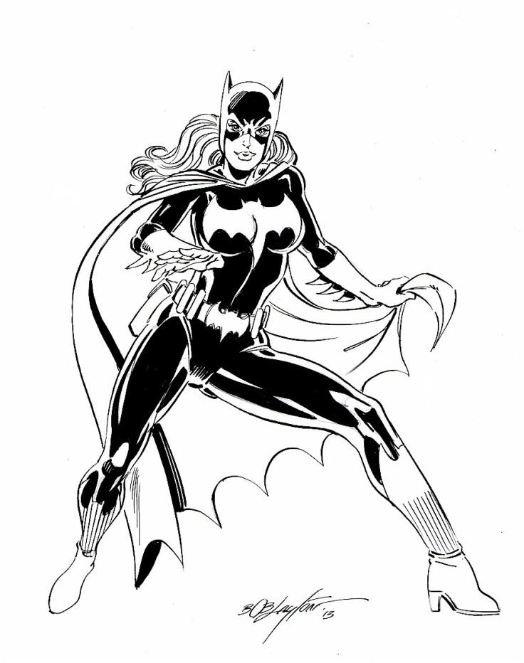Lamento Batgirl