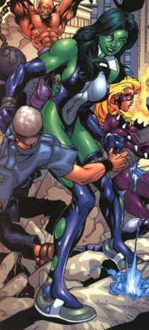 She-Hulk 1999-01