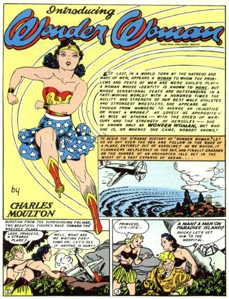 Wonder Woman 1941-01