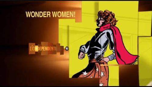Wonder Women !