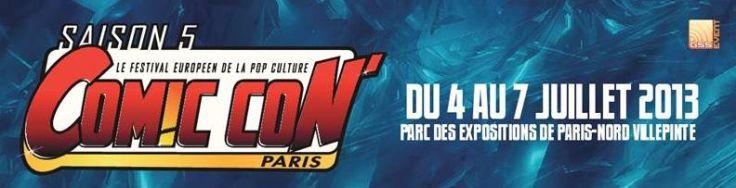 Comic Con saison 5