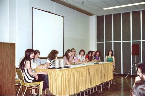 Women In Comics panel3