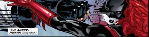 Batwoman-022 Head