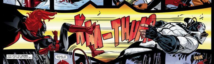 Batwoman-Bane