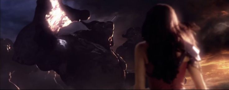 Wonder Woman  a short by Rainfall Films 1