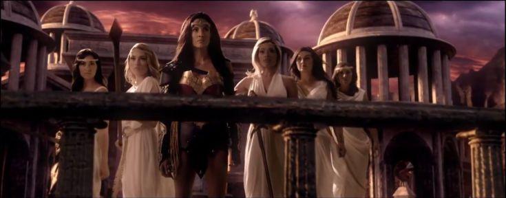 Wonder Woman  a short by Rainfall Films 10
