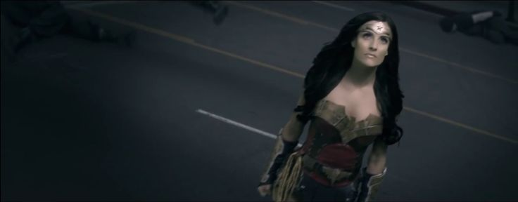 Wonder Woman  a short by Rainfall Films 2