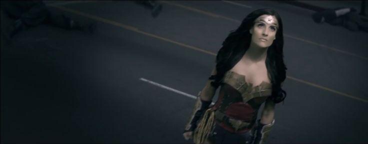 Wonder Woman  a short by Rainfall Films 2