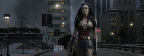 Wonder Woman  a short by Rainfall Films 6