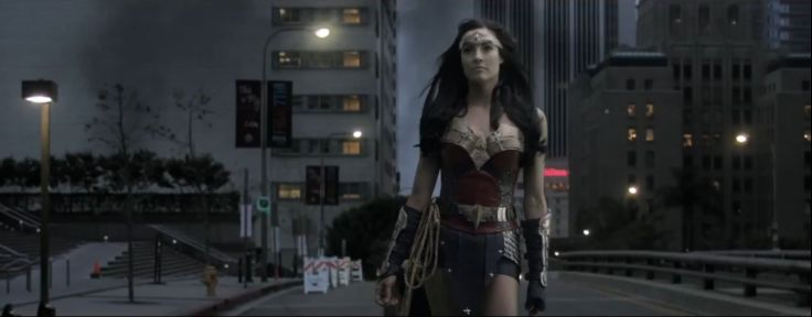 Wonder Woman  a short by Rainfall Films 6