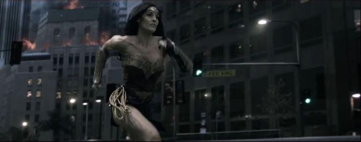 Wonder Woman  a short by Rainfall Films 7