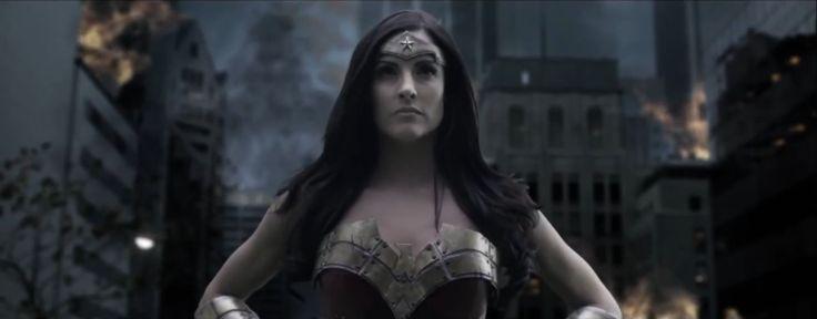 Wonder Woman  a short by Rainfall Films 8