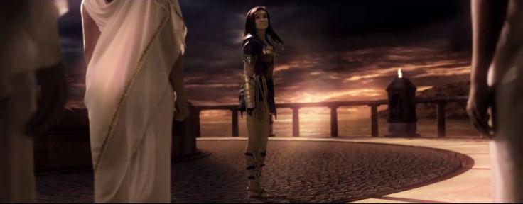 Wonder Woman  a short by Rainfall Films 9