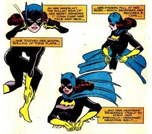 16 Batgirl