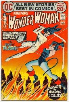17 Wonder Woman