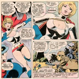 24 Power Girl