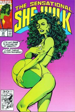 30 The Sensational She Hulk