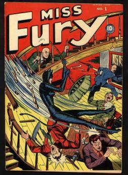 4 Miss Fury