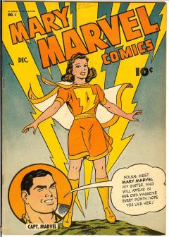 5 Mary Marvel
