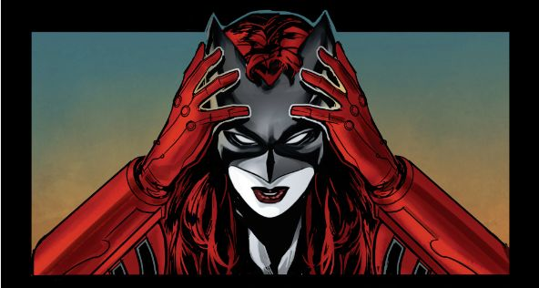 Batwoman-023 Head
