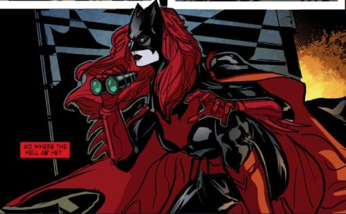 Batwoman-024 Head