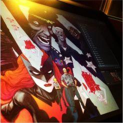 Francis_Manapul Batwoman 5