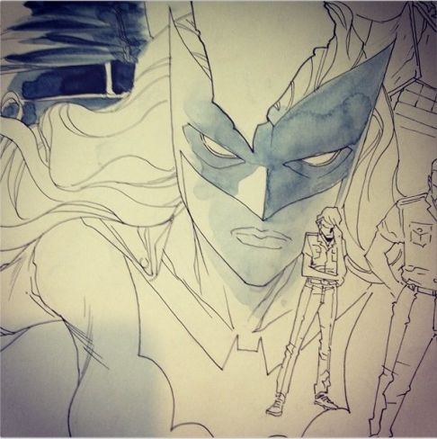 Francis_Manapul Batwoman1