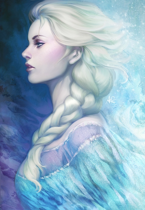 Elsa by Artgem