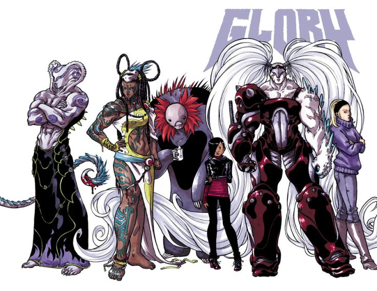 glory 5