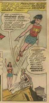 brave and the bold 060 Wonder Girl
