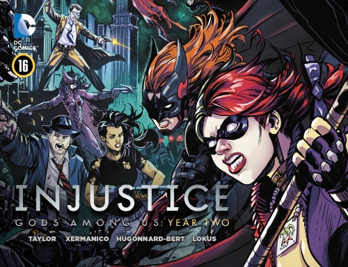 Injustice- Gods Among Us - Year Two (2014-) 016-000