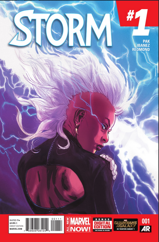STORM #1 Preview1
