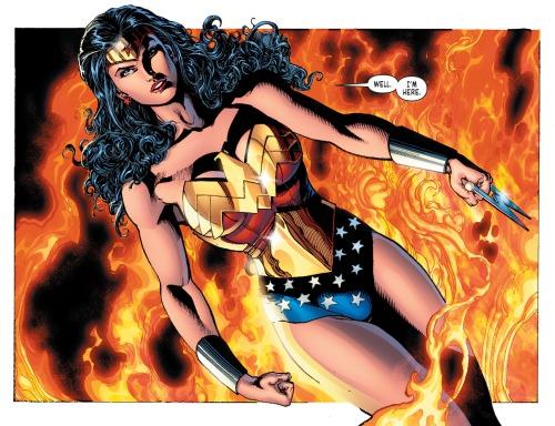 Sensation Comics Featuring Wonder Woman (2014-) 001-011