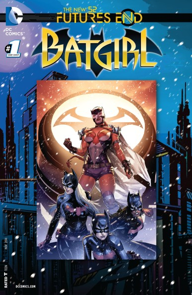 Batgirl---Futures-End-001 cover
