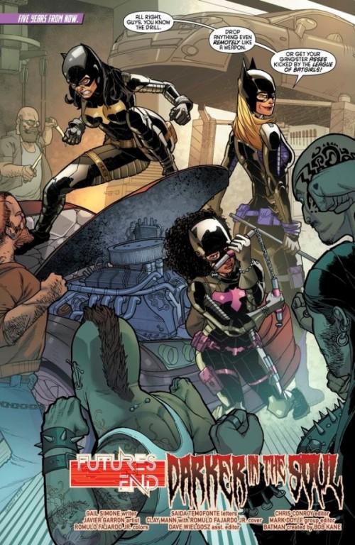 The-Batgirls