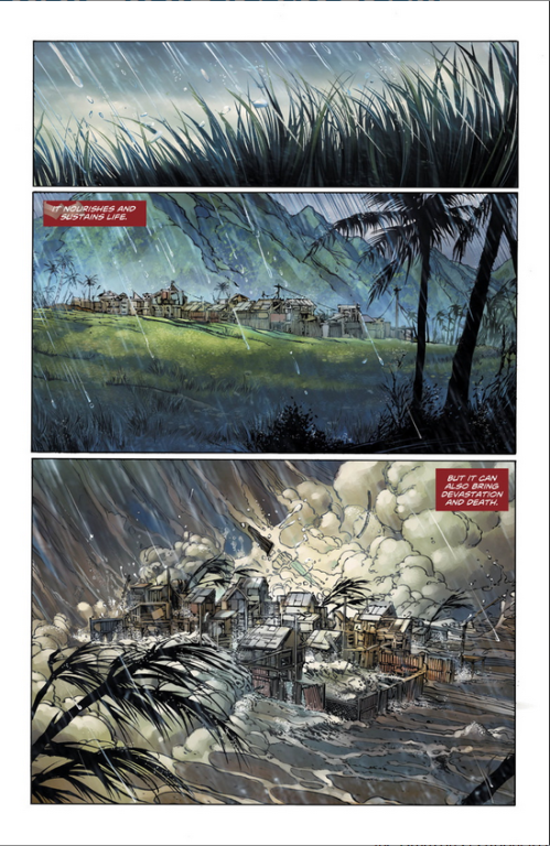 First Full WONDER WOMAN #36 Preview 3