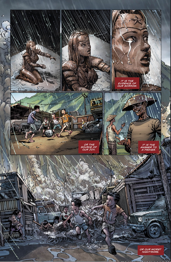 First Full WONDER WOMAN #36 Preview 4