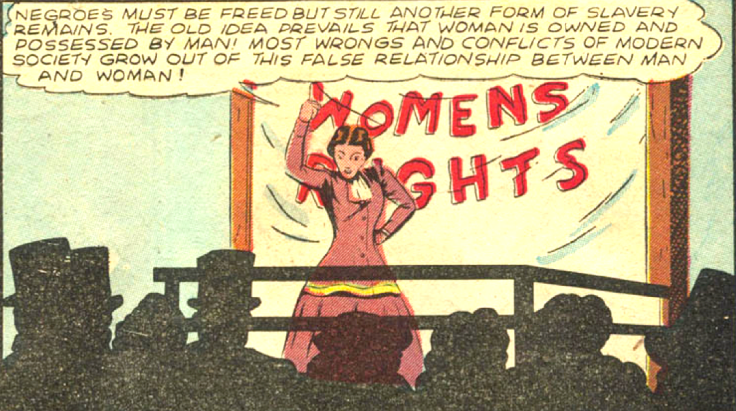 susan B - wonder woman
