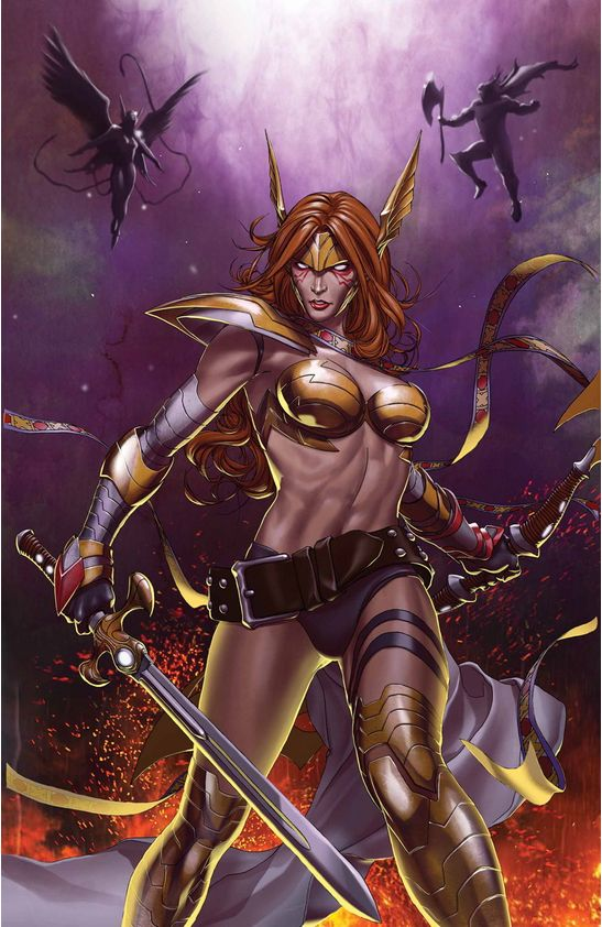 Angela Asgard's Assassin Vol 1