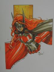 Batwoman Romano