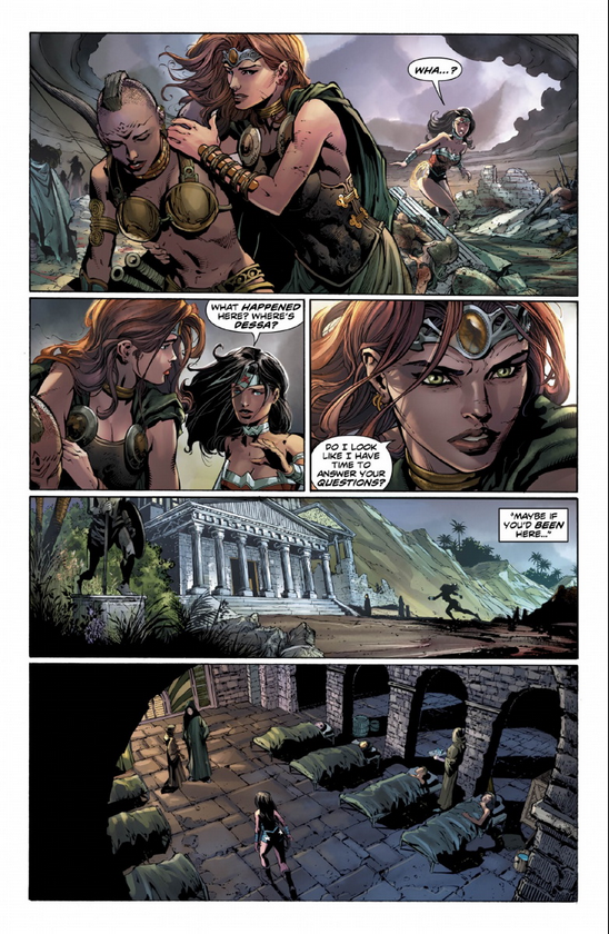 WONDER WOMAN #38 Preview 4
