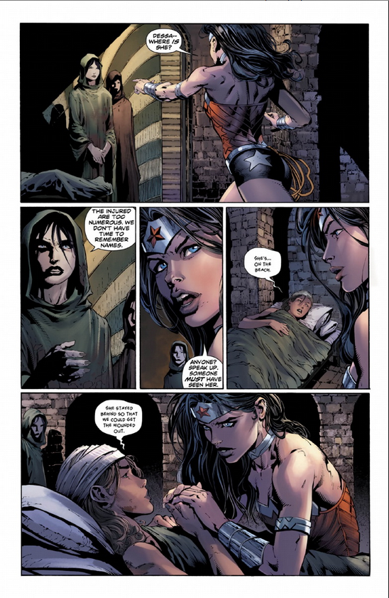 WONDER WOMAN #38 Preview 5