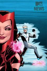 Uncanny Avengers #3 par Amanda Conner