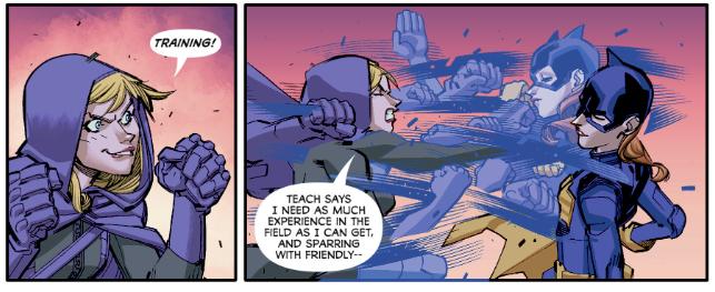 Batgirl Spoiler