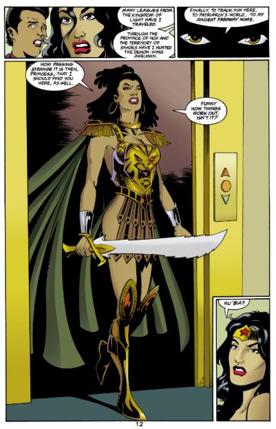 Wonder Woman 154