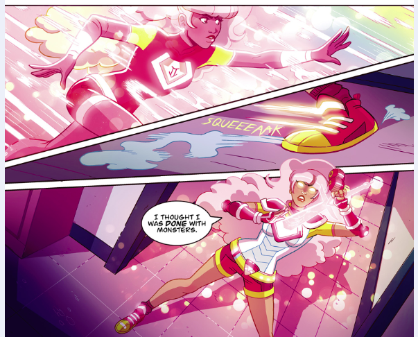 Zodiac Starforce 001