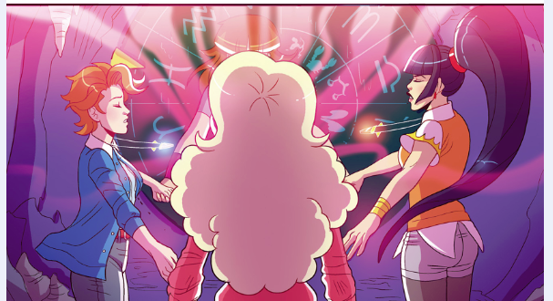 Zodiac Starforce 1-2