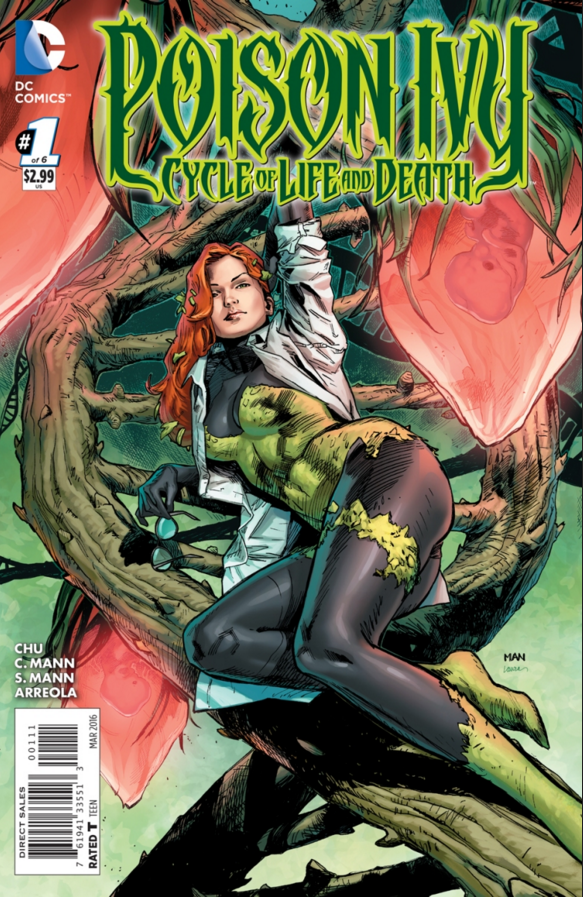 POISON IVY CYCLE OF LIFE & DEATH #1-1